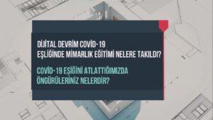 Dijital devrim Dijital Devrim Eşiğinde Mimarlık Söyleşileri (Tayyibe Nur Çağlar)